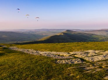 Mam Tor Paragliders